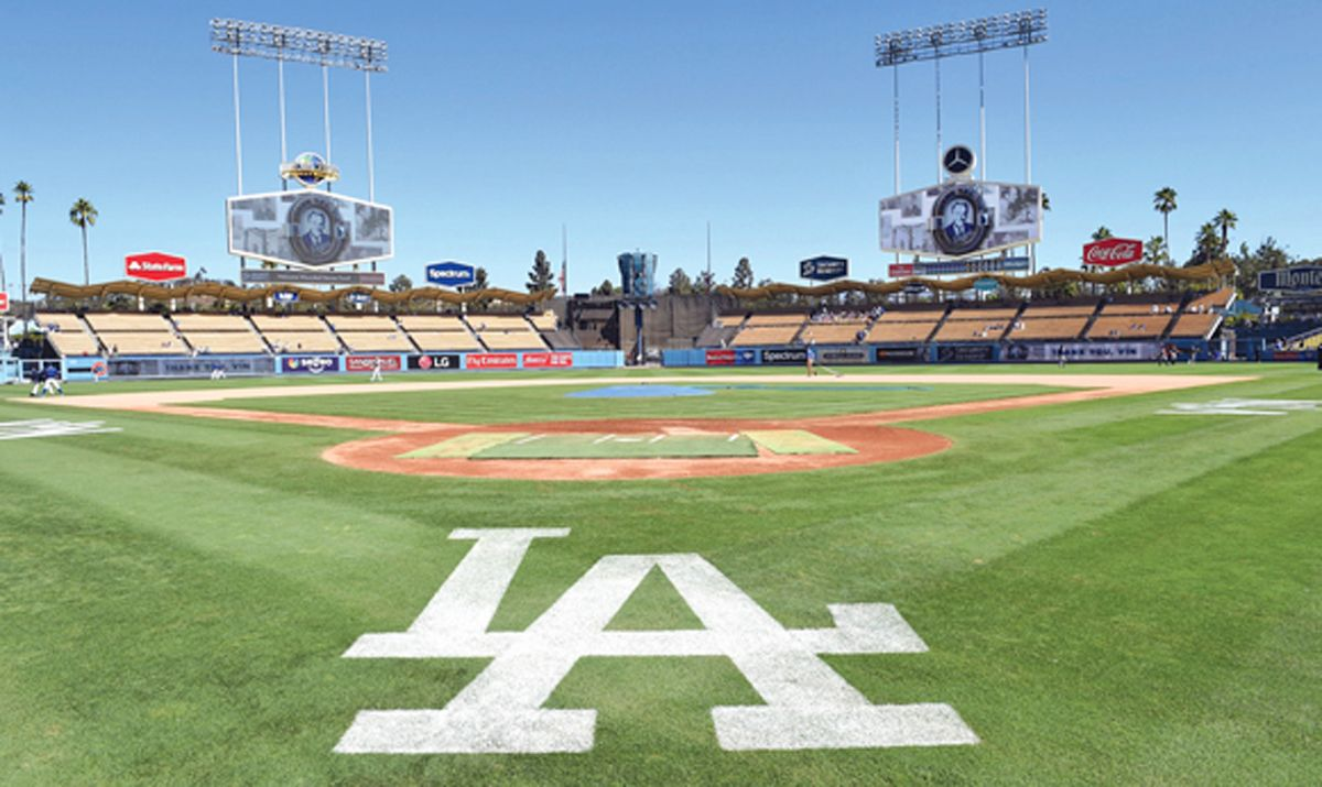 Dodger Stadium Seat Map and Venue Information | Take Me Out to the on