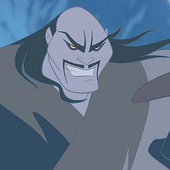 Gonna Try To Attempt A Recreation Of Shan Yu In Makeup Disney Movie Villains Disney Villains Disney Movies