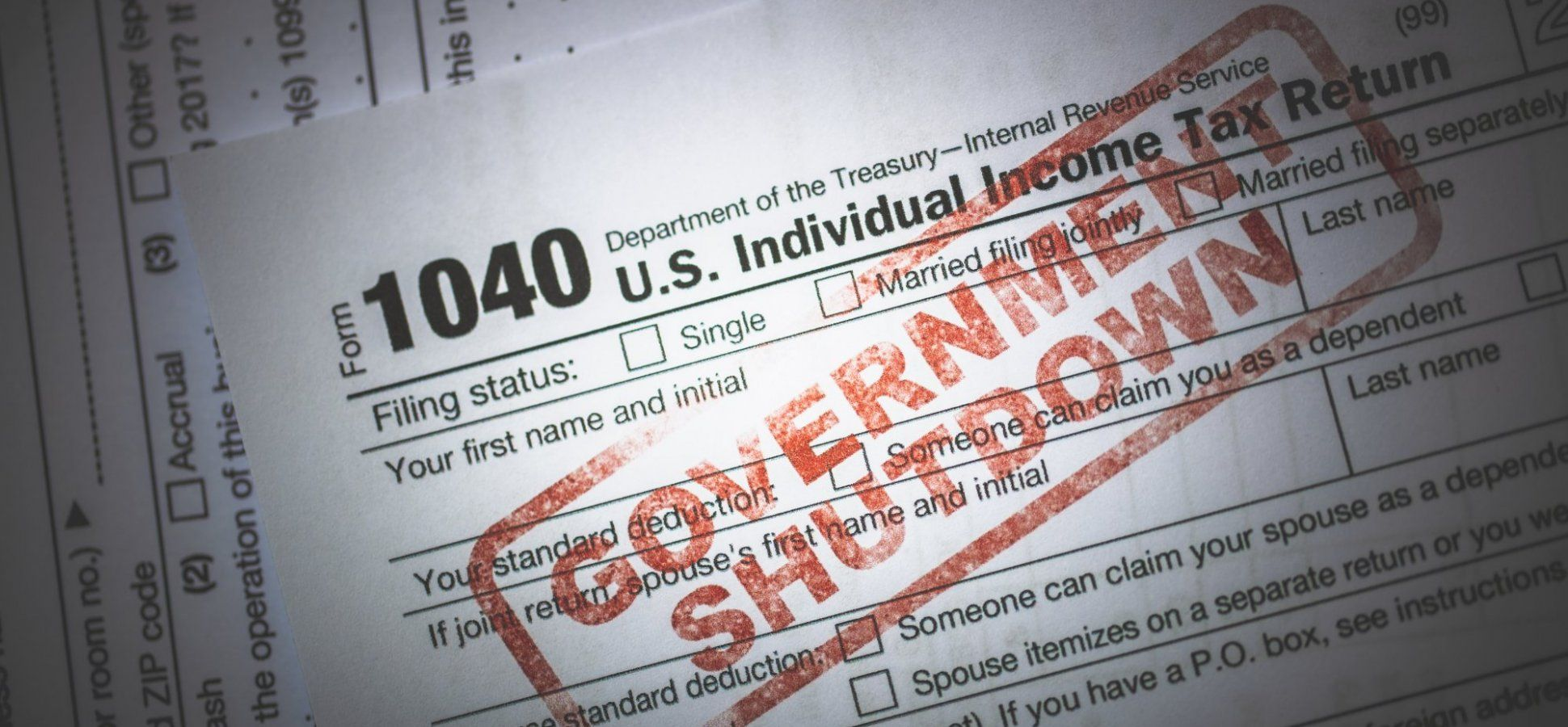 The government shutdown will not delay tax refunds. Efile