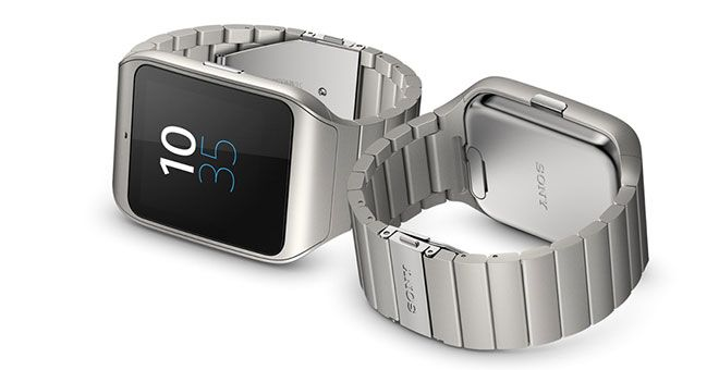 17699ab9ed6 Sony SmartWatch 3 with a metal band goes on sale in the UK - GSMArena Blog