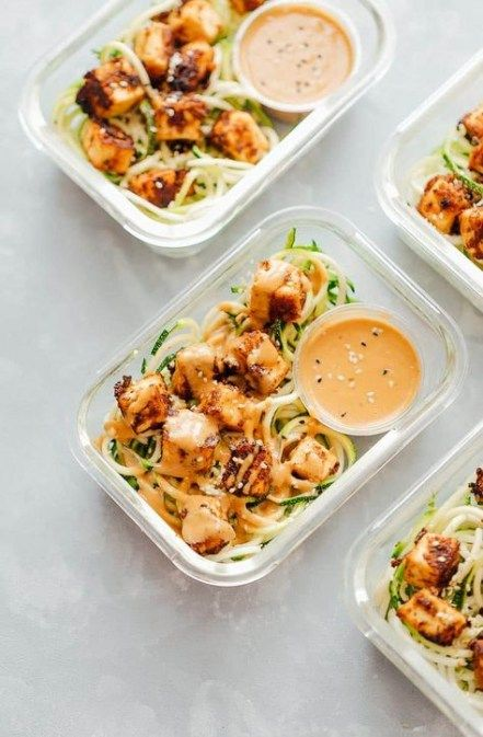 19 New Ideas For Diet Lunch Recipes Low Carb Zucchini Noodles #diet #recipes