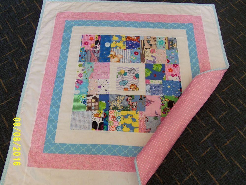 Patchwork Bambini ~ Colcha gato y ratones en patchwork gatti bambini e progetti