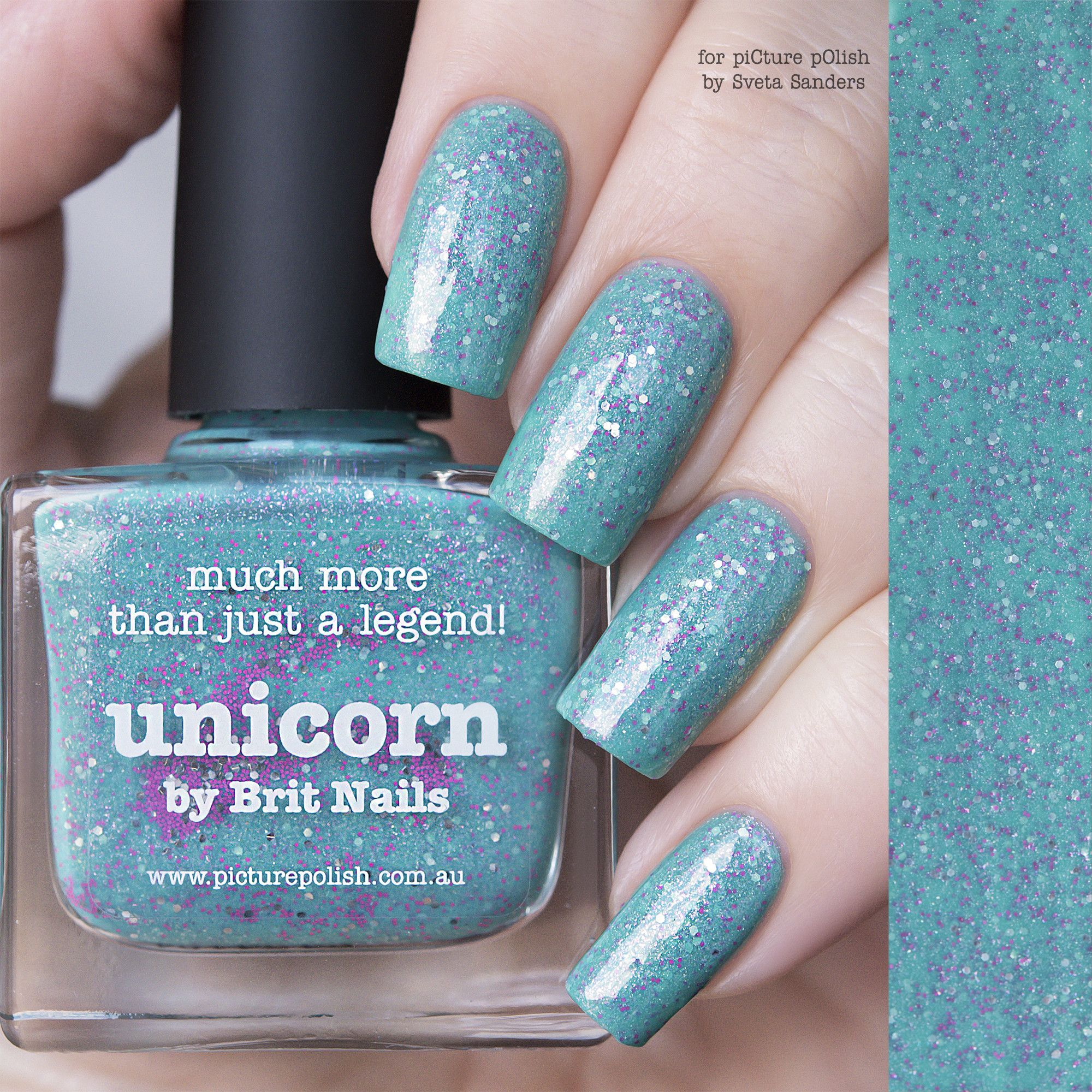 Picture Polish Unicorn Nail Polish | Nails | Pinterest | Unicorn ...
