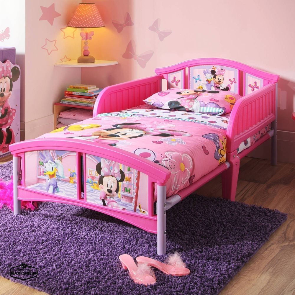 Kids Beds For Girls Toddler Princess Bedroom Furniture Bed With