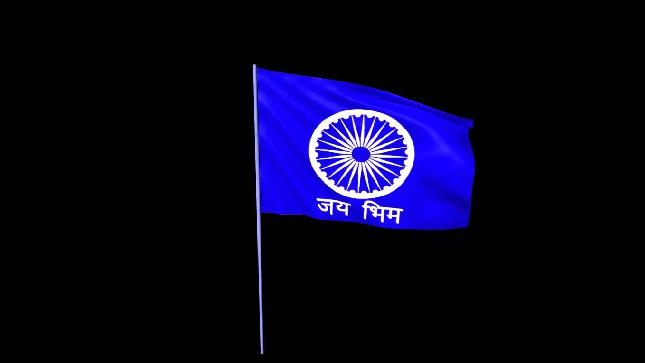 Jai Bhim Flag Used By Followers Of Ambedkarism Jai Bhim Literally Means Victory T Photo Frame Gallery Dslr Background Images Background Images Free Download