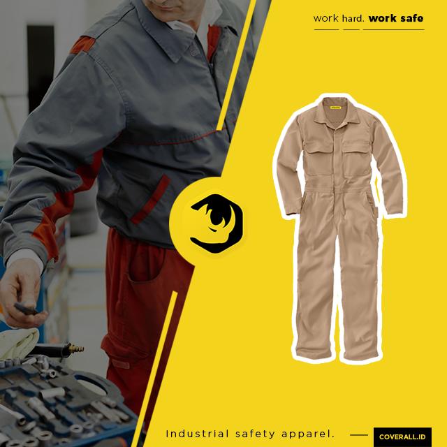 Terbaik Wa 62 819 9000 3026 Konveksi Baju Safety Montir Bengkel Abu Abu Merah