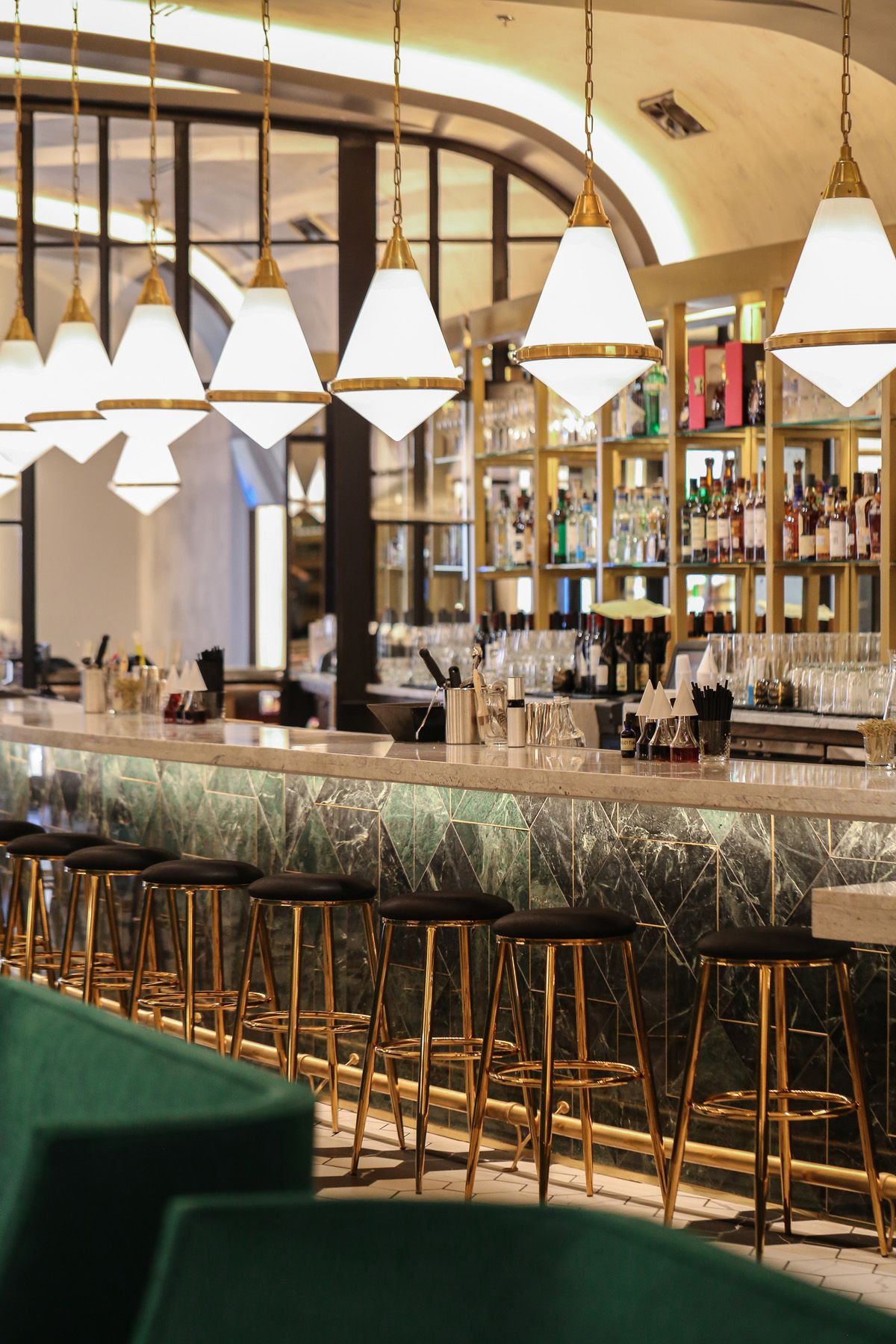 An Exclusive Peek Inside Quill In The Dallas Design District With