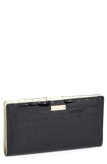 kate spade new york 'fancy that - stacy' wallet available at #Nordstrom