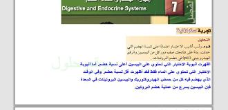 الأحياء ثاني ثانوي النظام الفصلي الفصل الدراسي الثاني Endocrine System Endocrine System