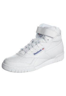 c095a886112 Reebok Classic EXOFIT HI Reebok White Sneakers