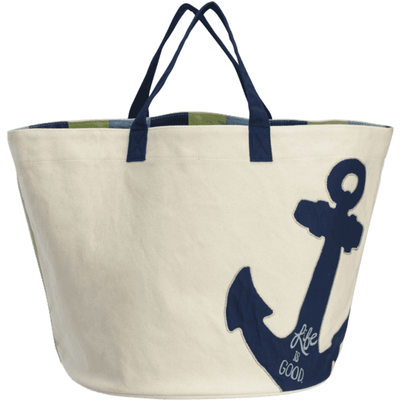Women's Anchor Dockside Beach Bag|Life is good | Products I Love ...