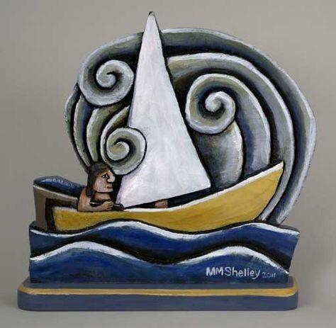 Folk Art Mary