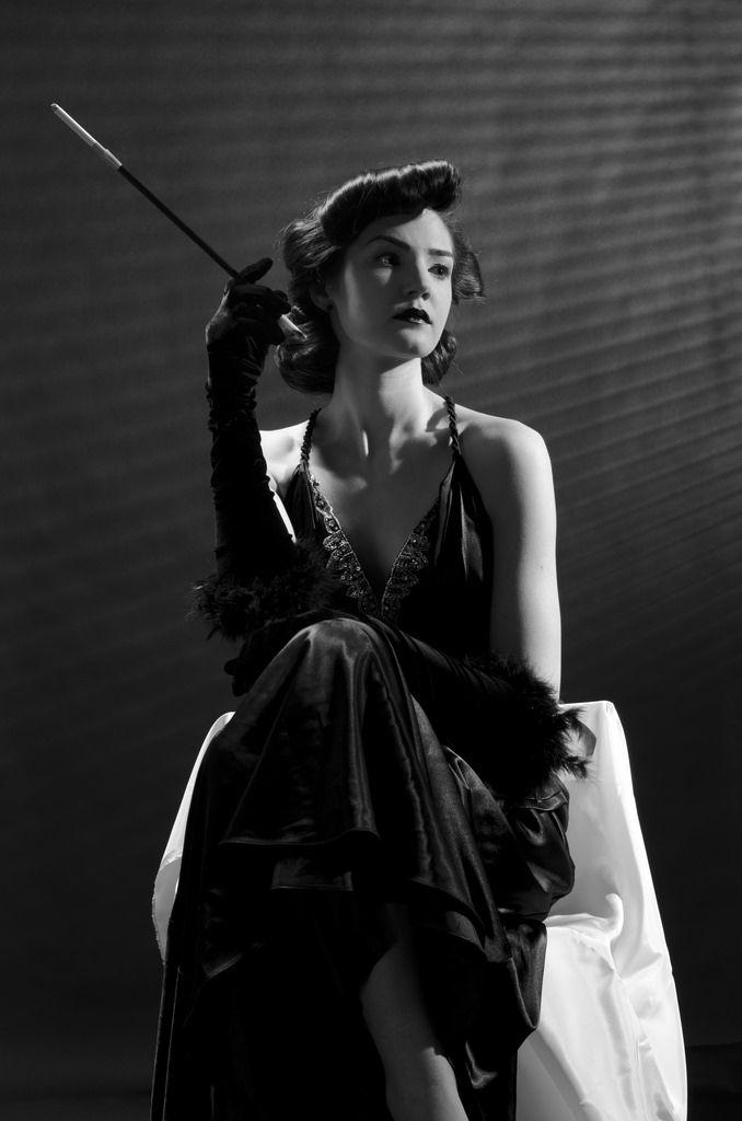 Film noir femme fatale names