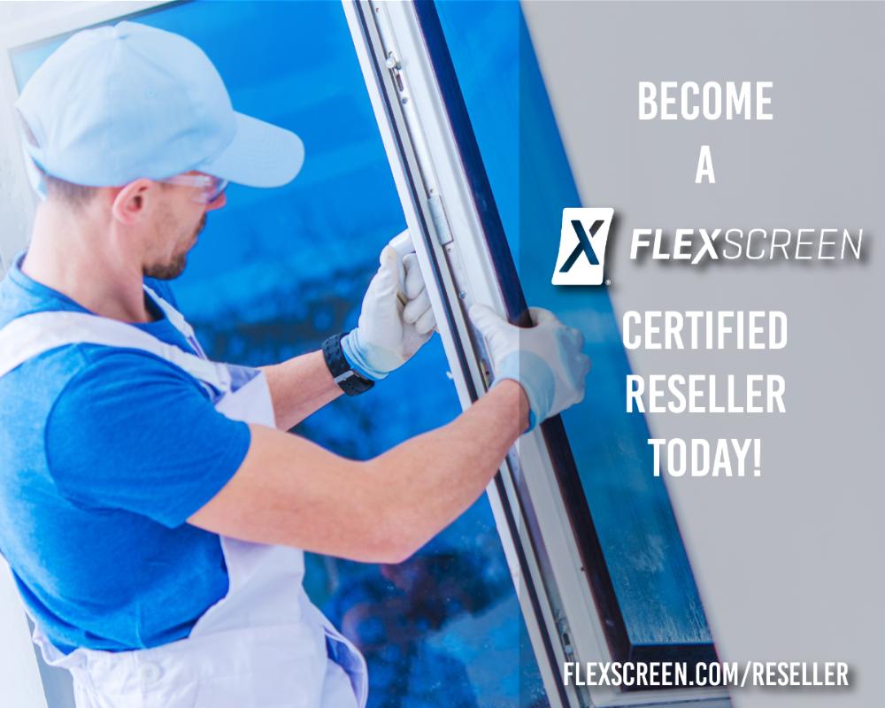 Start Reselling Flexscreen Today Flexscreen Enjoytheview Enjoytheentireview Beflexible Flexview Windowscreen Fl Flexscreen Flex Screen Flexible Screen