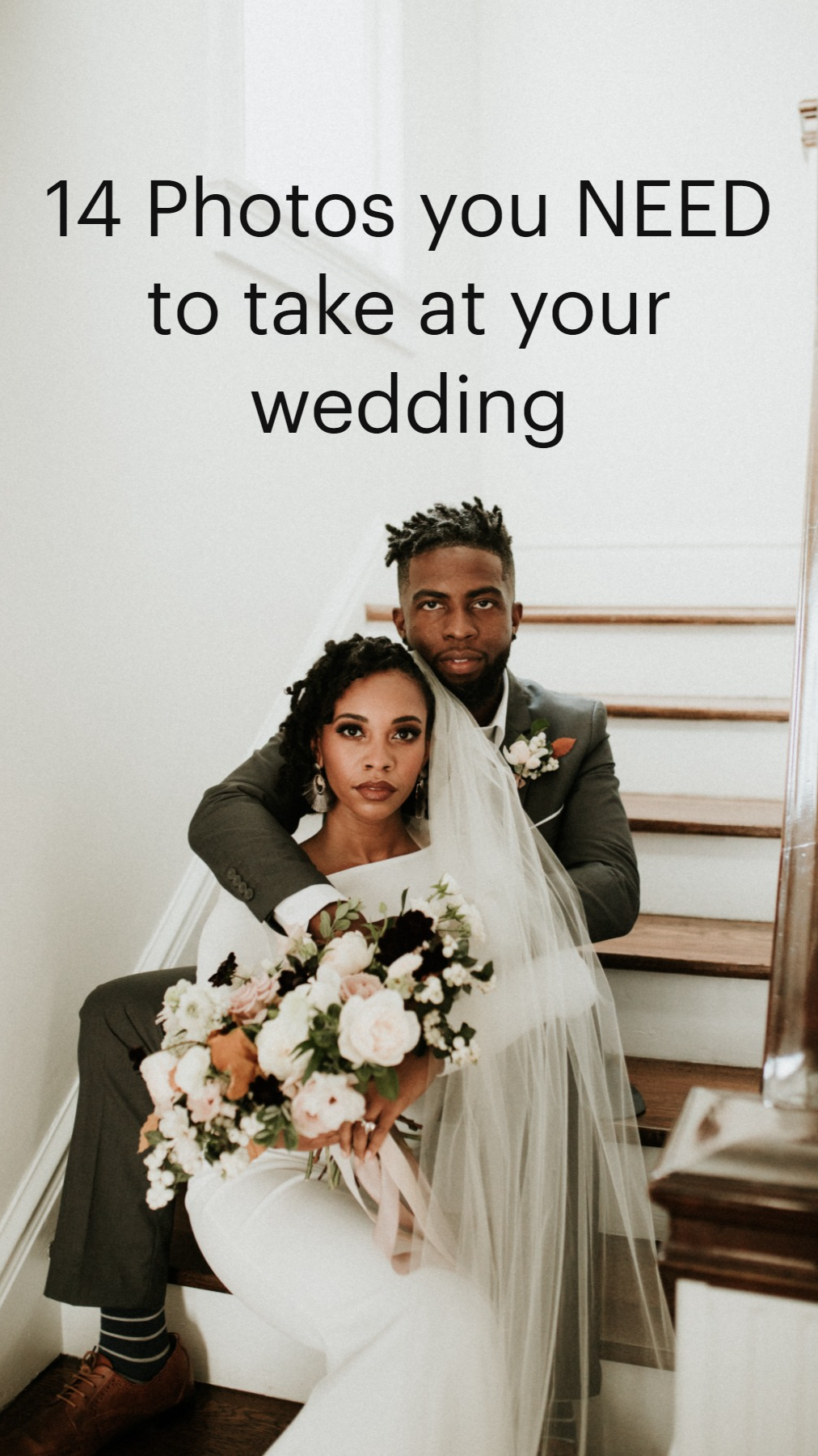 14 Photos you NEED to take at your wedding