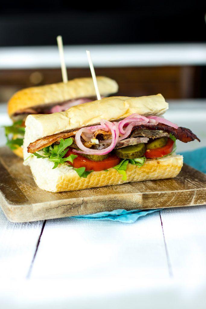 Roast Deli Sandwich