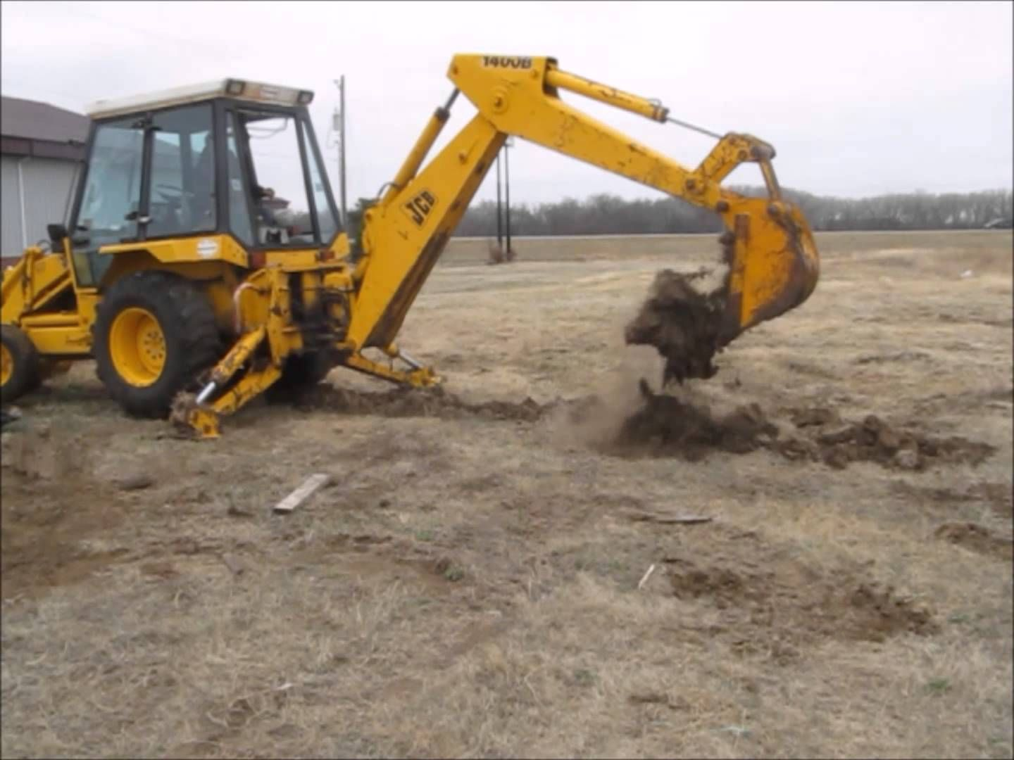 South Carolina, Bryan Smith, Campaign, Backhoe Loader, Workshop, Medium,  Watch, For Sale, Manual