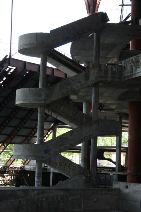 Abandoned Russian Waterpark