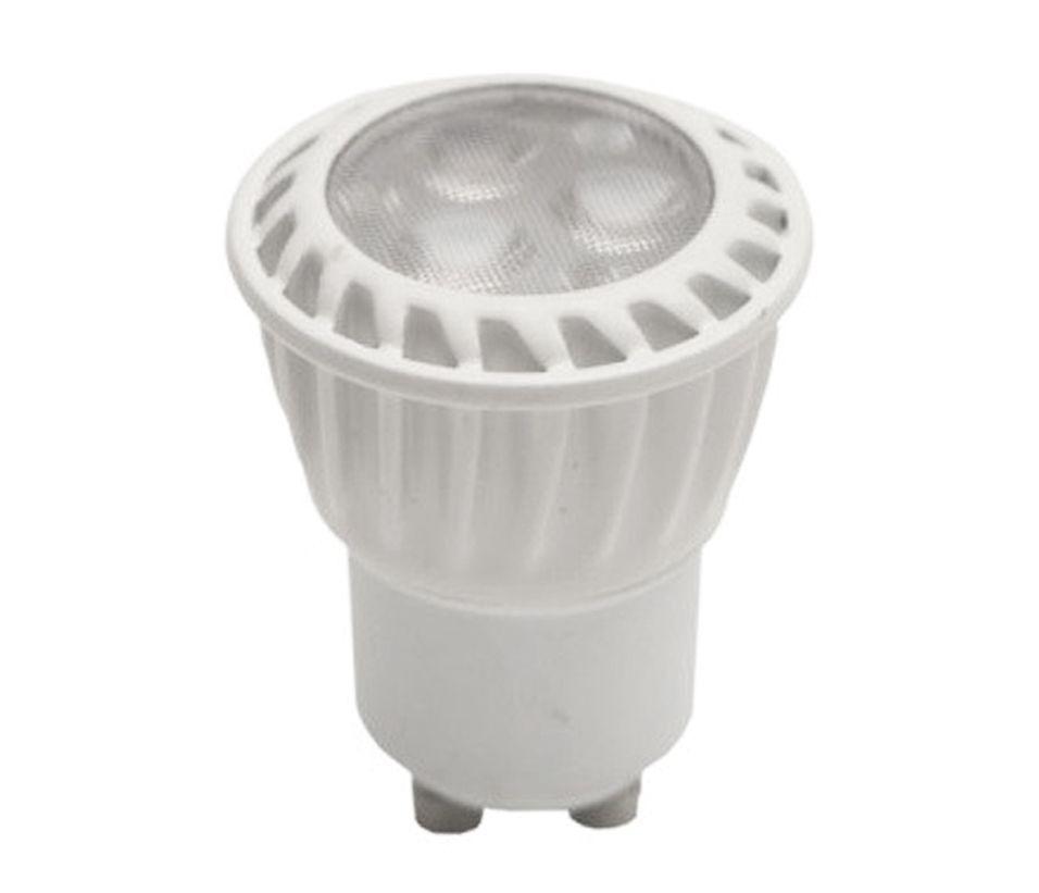 Lâmpada Led Mini Dicróica MR11 4W GU10 Bivolt Branco Frio