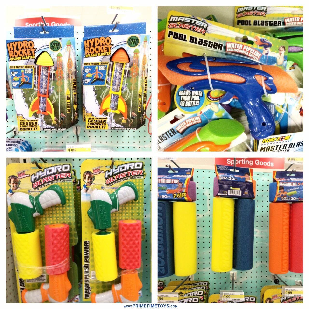 Pool Toys, Backyard Toys, Water Rocket Launchers, Water
