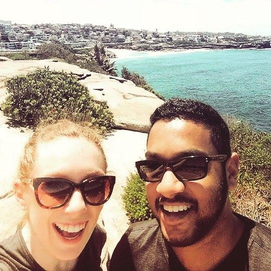 #Sydney #bonditobronte #nsw #australia #melbourneisstillbetter #view #linaisthebestforgettherest #beach by jonoramstagram http://ift.tt/1KBxVYg