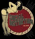 home social distortion merchandise social distortion burlesque sticker ...