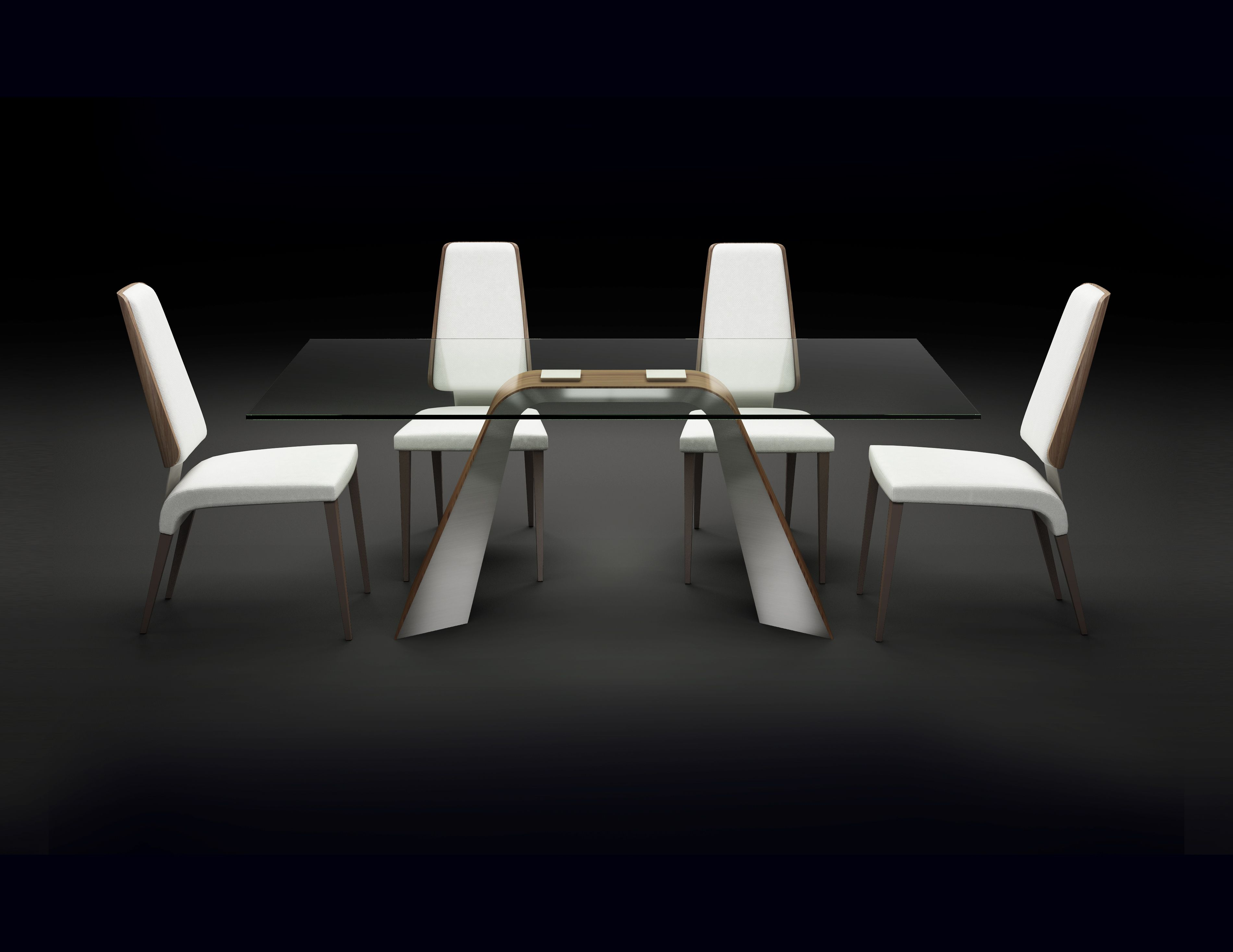 Hyper Modern Dining Table By Elite Modern Usa With Images