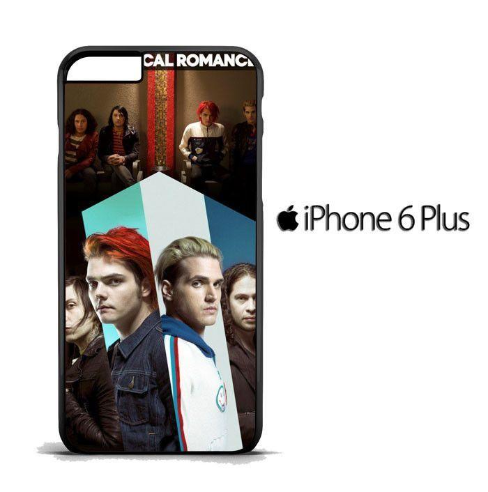 my chemical romance gerard W3307 iPhone 6 Plus   6S Plus Case