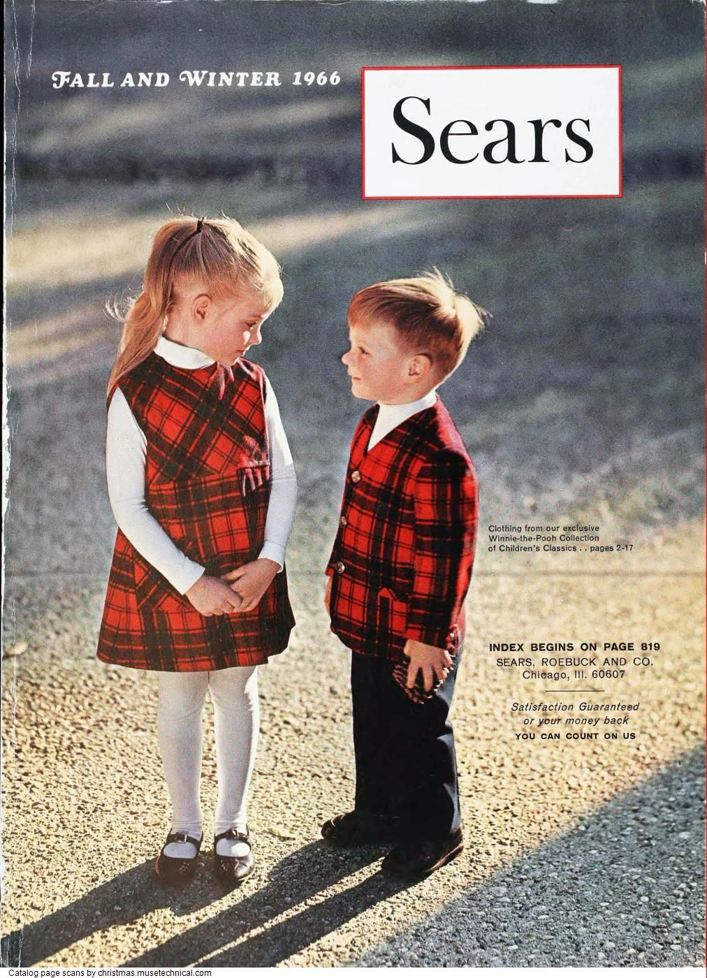 1966 Sears Fall Winter Catalog PDF in 2020 | Sears, Christmas