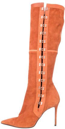 Christian Louboutin Suede Boots