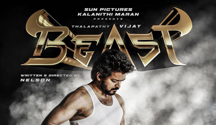 Thalapathy Vijay's BEAST First Look