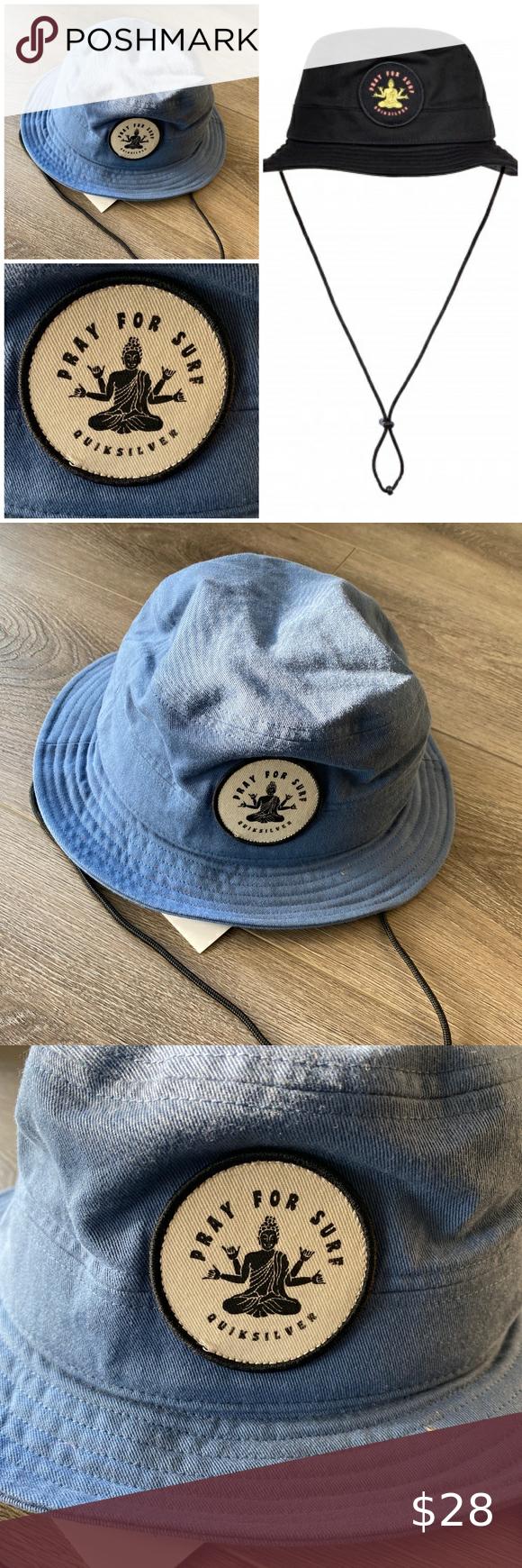 Quiksilver Buckslider Bucket Hat Cotton Twill Fabric Bucket Hat Quiksilver