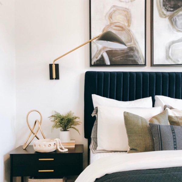 Westelm West Elm Mid Century Sconce Bedroom Inspirations Wall Sconces Bedroom