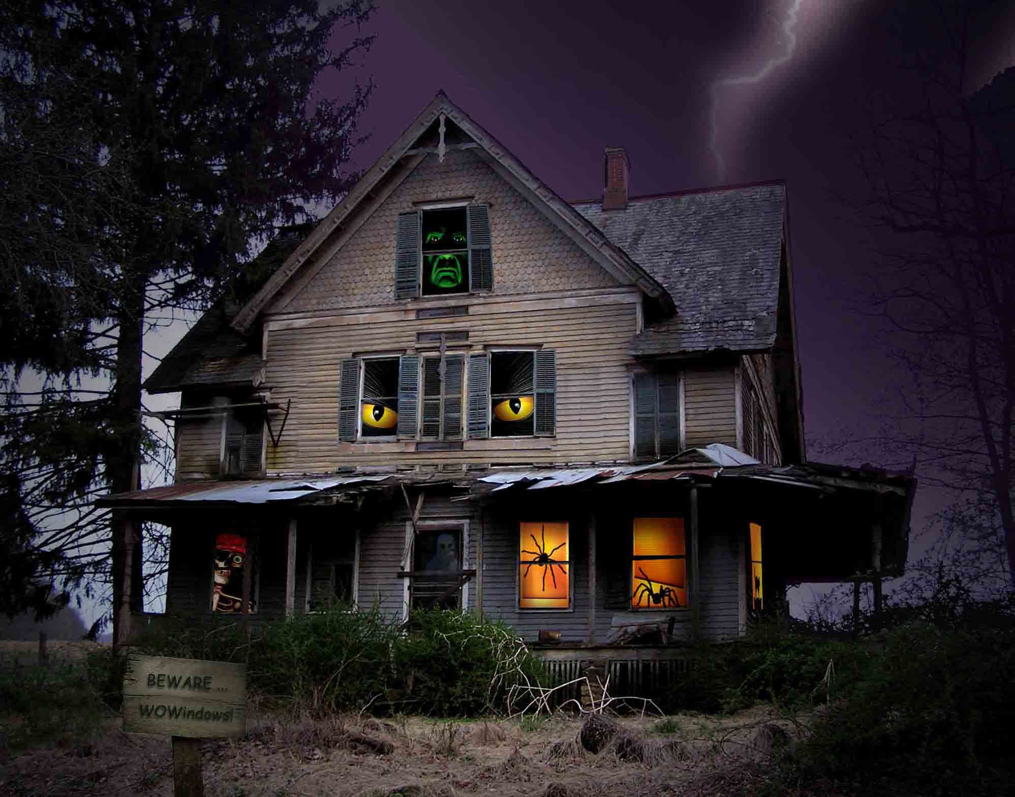45 Scary Halloween 2012 HD Wallpapers