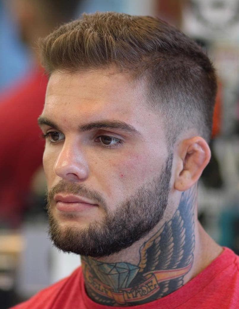 99 Awesome Military Haircuts For Men Mens Haircuts Short Military Haircut