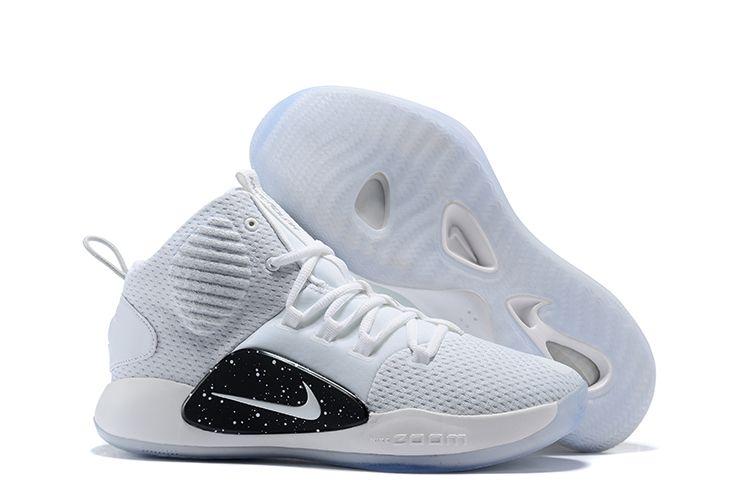 """510a258c4dda 2018 Nike Hyperdunk X """"White Black"""" Men s Size Free Shipping"""
