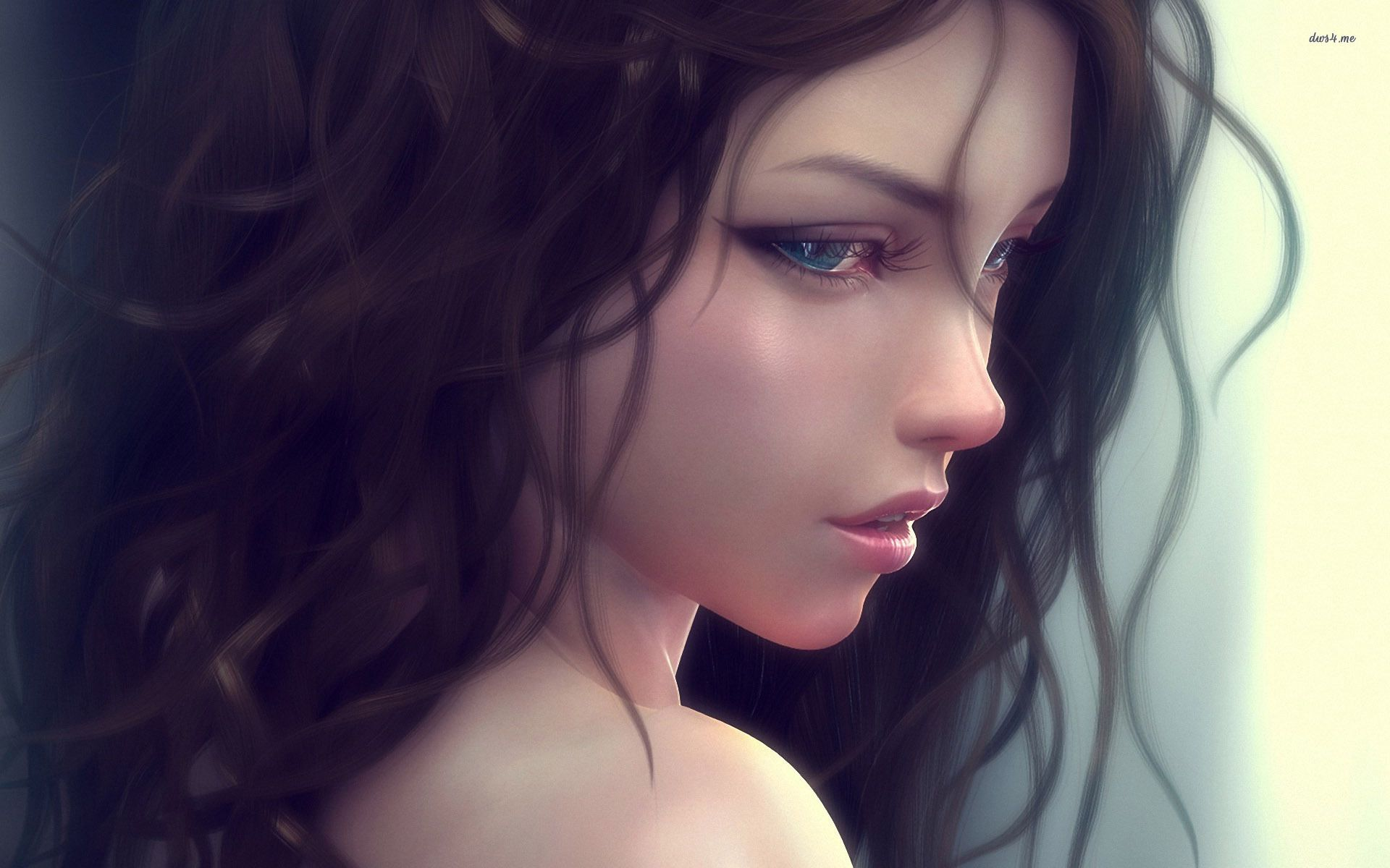 Sad girl pic find best latest sad girl pic in hd for your pc sad girl fantasy hd desktop wallpaper woman wallpaper fantasy no voltagebd Images