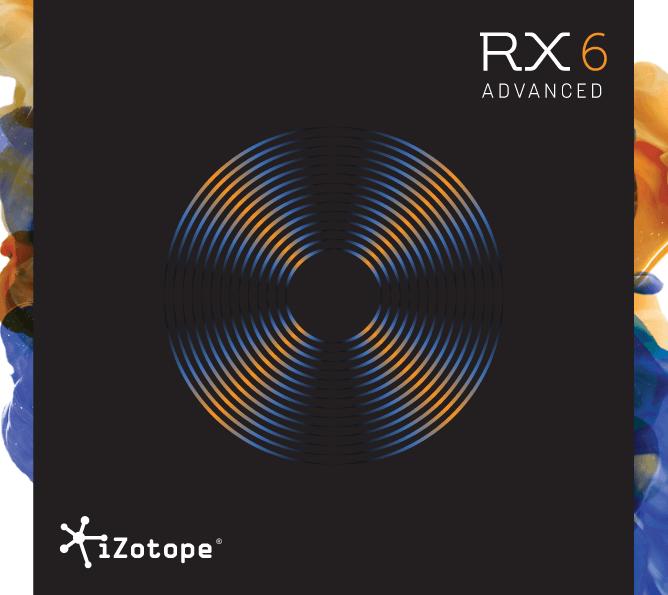 iZotope RX 7 Audio Editor Advanced 7 01 + Crack | programas