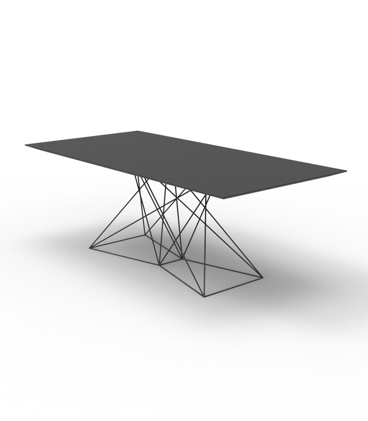 Faz Inox Tisch Tisch Design Bestseller Und Esstisch
