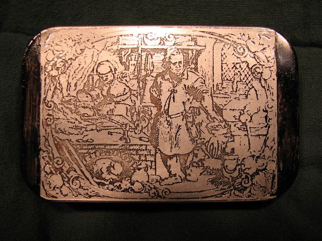 Copper Plating And Etching Altoids Tins The Steampunk Workshop Metal Etching Etching Copper Art