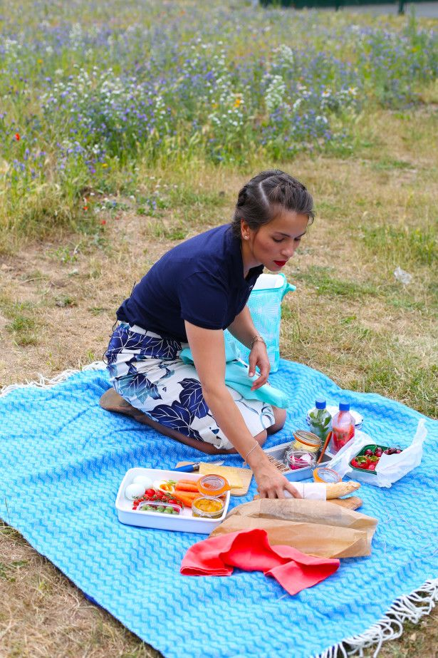 Picknick kuchen rachel khoo