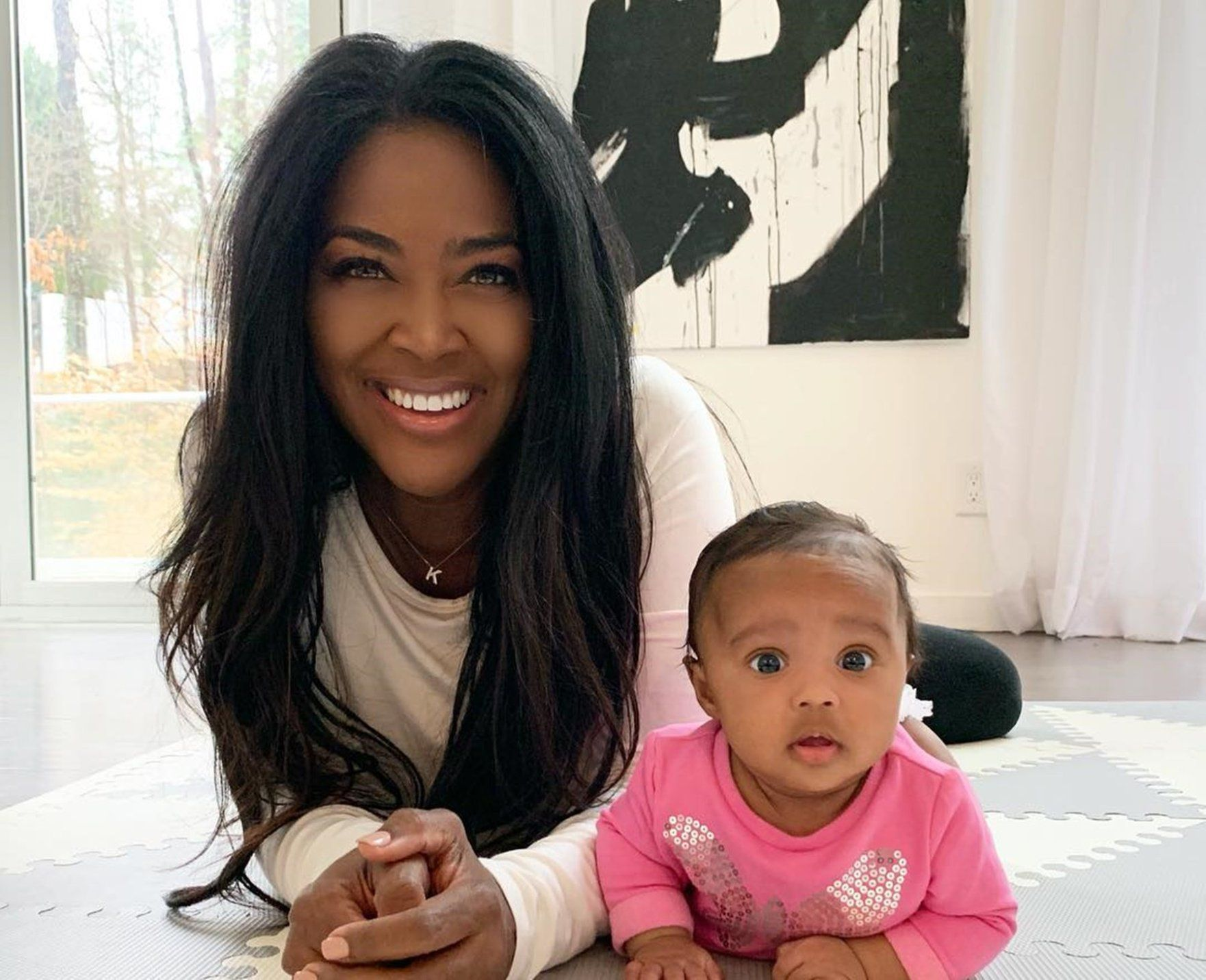 Kenya Moore Prays That Her Heart Is Open To
