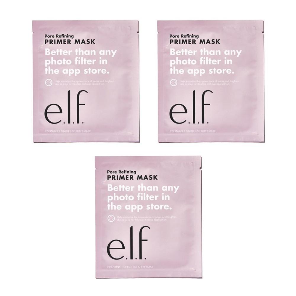 Primer Sheet Mask For Oily Skin e.l.f. Cosmetics