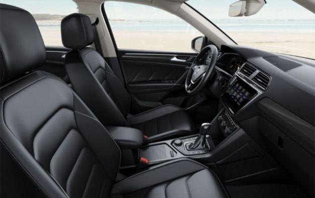 2018 Vw Tiguan Allspace Interior Volkswagen Classic Cars Volkswagen Models