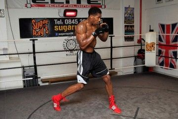 Top 10 Boxing Jump Rope Techniques Anthony Joshua Olympic Hero Band Workout