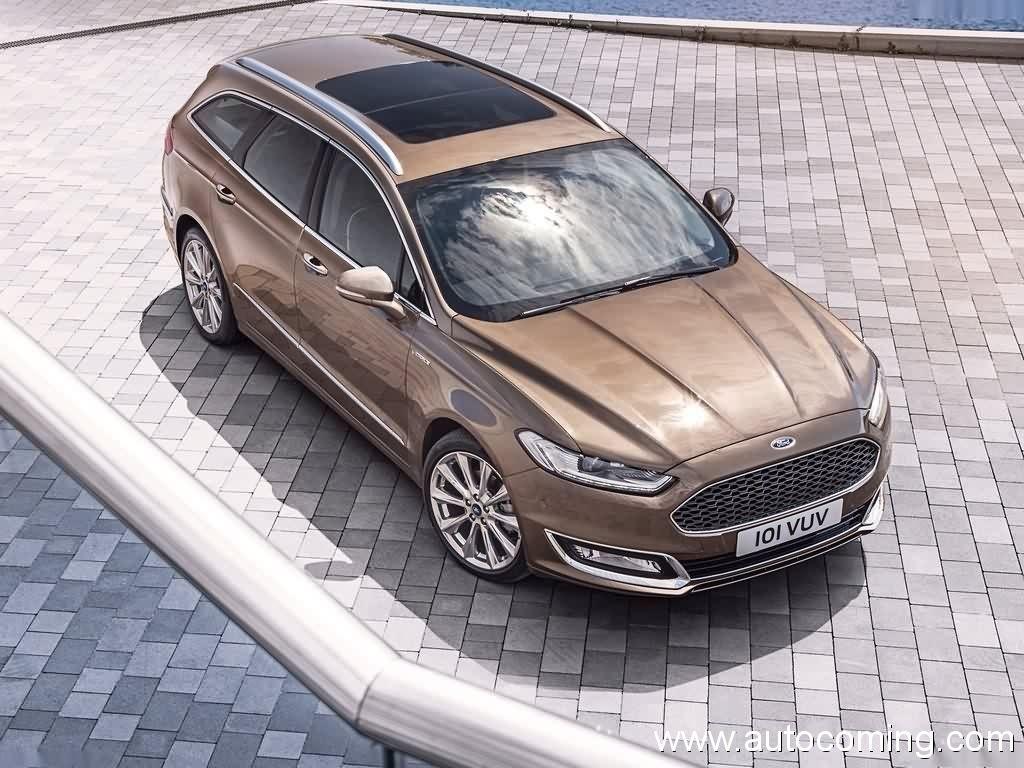 Ford Mondeo Vignale 2016 Met Afbeeldingen