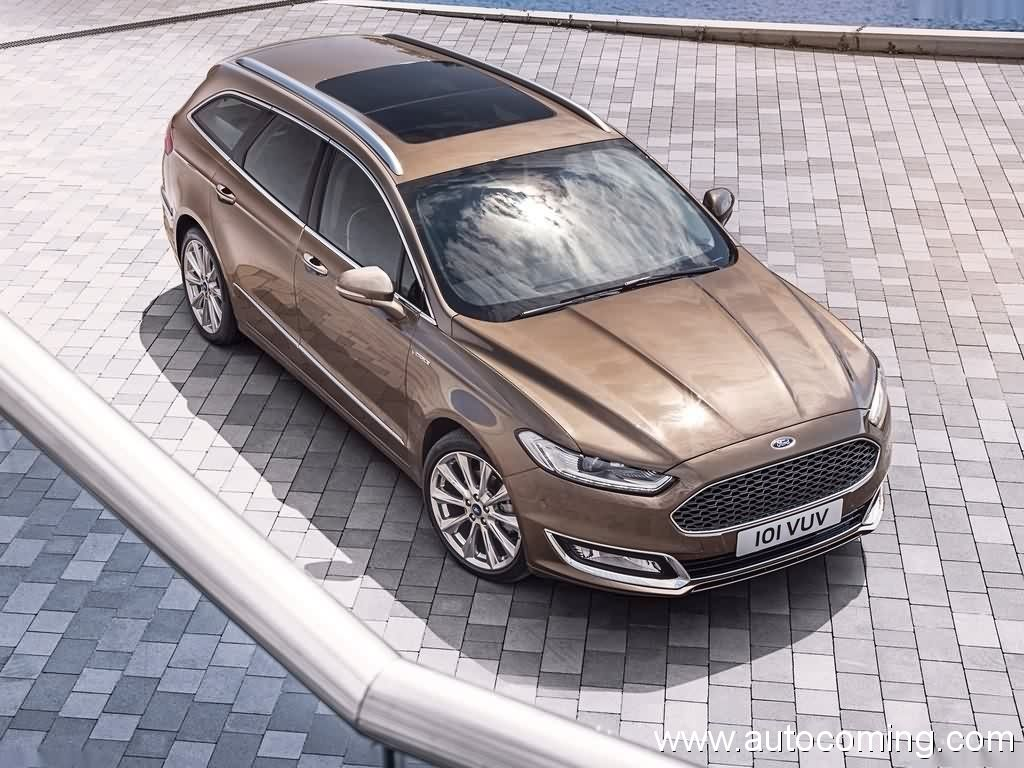 Ford mondeo vignale 2016