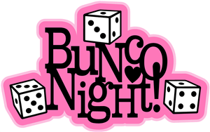 bunco clipart free clipart best bunco pinterest free bunco rh pinterest com bunco clip art designs oval borders for text bunco dice clipart