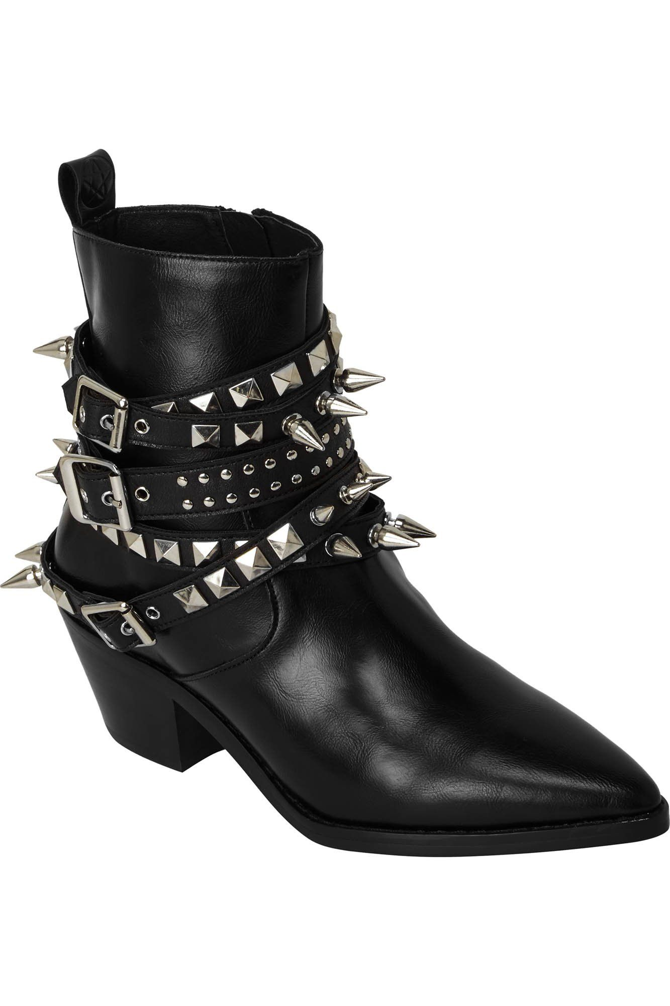 981318c0410b Callista Boots in 2019   killstar   Boots, Shoes, Heeled boots