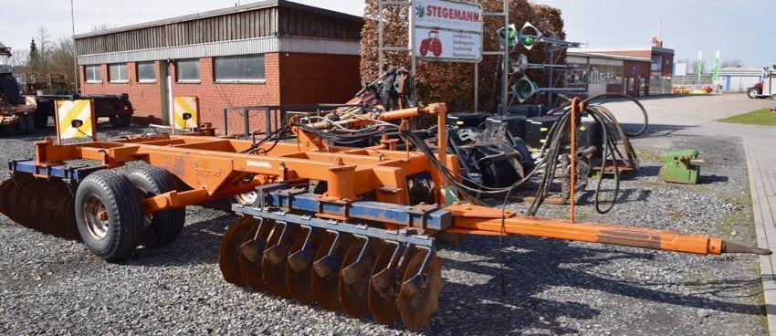 Scheibenegge Galucho Ghxhr 32 26 Landmaschinen Gartentechnik Munster